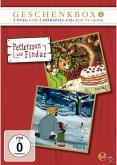 Pettersson und Findus - Geschenkbox 1 (2 Discs + 2 Audio-CDs)