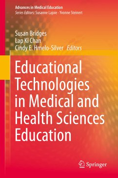Educational Technologies in Medical and Health Sciences Education (eBook, PDF)