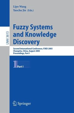 Fuzzy Systems and Knowledge Discovery (eBook, PDF)