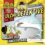 Angriff der Gangster-Haie / Olchi-Detektive Bd.15 (MP3-Download)