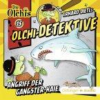 Angriff der Gangster-Haie / Olchi-Detektive Bd.15 (MP3-Download)
