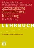 Soziologische Geschlechterforschung (eBook, PDF)