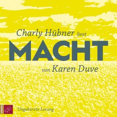 Macht (ungekürzt) (MP3-Download) - Duve, Karen
