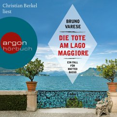 Die Tote am Lago Maggiore / Matteo Basso Bd.1 (Autorisierte Lesefassung) (MP3-Download) - Varese, Bruno