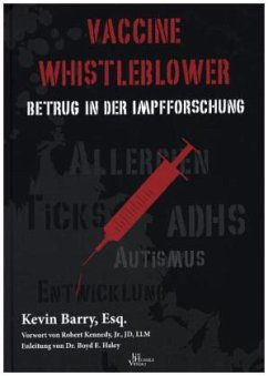 Vaccine Whistleblower - Barry, Kevin