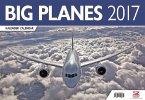 Big Planes - Airbus, Boeing & Co. Kalender 2017