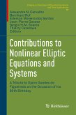 Contributions to Nonlinear Elliptic Equations and Systems (eBook, PDF)