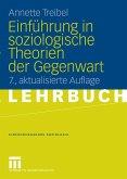 Einführung in soziologische Theorien der Gegenwart (eBook, PDF)