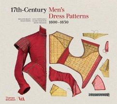 17th-Century Men´s Dress Patterns 1600 - 1630