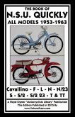 Book of the N.S.U. Quickly All Models 1953-1963