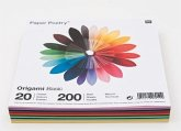 Origami Basic, 20 x 20 cm
