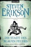 Die Stadt des blauen Feuers / Das Spiel der Götter Bd.14