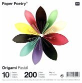Origami Pastell, 15 x 15 cm
