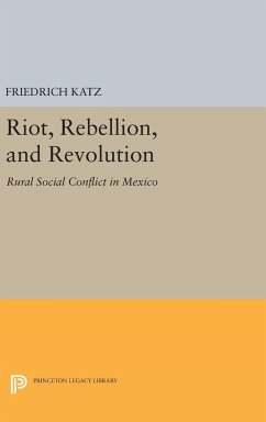 Riot, Rebellion, and Revolution