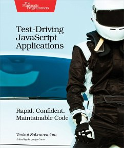 Test-Driving JavaScript Applications - Subramaniam, Venkat