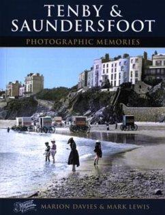 Tenby and Saundersfoot - Davies, Marion; Lewis, Mark