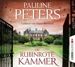Die rubinrote Kammer / Victoria Bredon Bd.1 (6 Audio-CDs) - Peters, Pauline