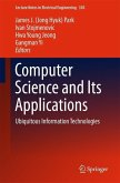 Computer Science and its Applications (eBook, PDF)