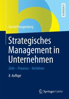 Strategisches Management in Unternehmen (eBook, PDF) - Hungenberg, Harald