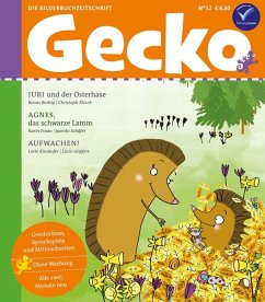 Gecko Kinderzeitschrift Band 52