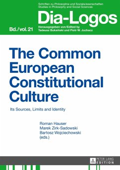 The Common European Constitutional Culture