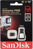 SanDisk MicroSDXC UHS-II 128GB Extreme PRO SDSQXPJ-128G-GN6M3