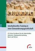 Interkulturelles Training in einer Einwanderungsgesellschaft (eBook, PDF)
