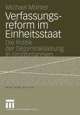 Verfassungsreform im Einheitsstaat (eBook, PDF)