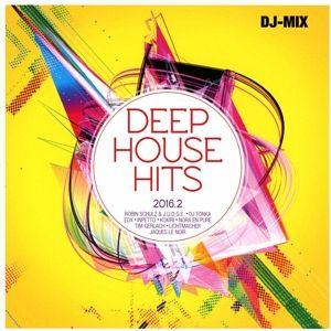 Deep house hits 2016 2 cd for Deep house hits
