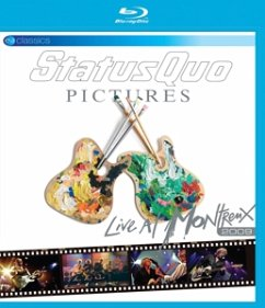 Pictures-Live At Montreux 2009 (Bluray) - Status Quo