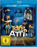 Toys in the Attic - Abenteuer auf dem Dachboden / Reise ins Königreich der Spielzeuge