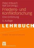 Friedens- und Konfliktforschung (eBook, PDF)