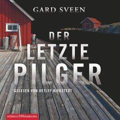 Der letzte Pilger / Kommissar Tommy Bergmann Bd.1 (MP3-Download) - Sveen, Gard