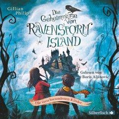 Die verschwundenen Kinder / Die Geheimnisse von Ravenstorm Island Bd.1 (MP3-Download) - Philip, Gillian
