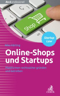 Online-Shops und Startups (eBook, ePUB)