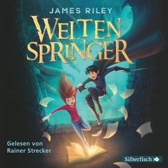 Weltenspringer Bd.1 (MP3-Download) - Riley, James