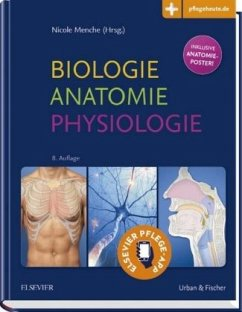9783437268038 - Hrsg. v. Nicole Menche: Biologie Anatomie Physiologie - Buch