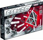 Geomag Panels Black & White 68-tlg.