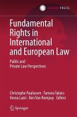 Fundamental Rights in International and European Law (eBook, PDF)