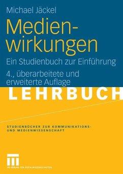 Medienwirkungen (eBook, PDF) - Jäckel, Michael