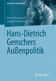Hans-Dietrich Genschers Außenpolitik (eBook, PDF)