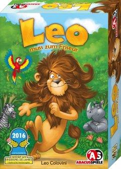 Leo muss zum Friseur (Kinderspiel)