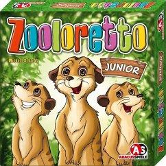 Abacus ABA04152 - Zooloretto Junior, Familienspiel