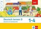 Oskar. Deutsch lernen D. Arbeitsheft 1.-4. Schuljahr