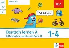 Oskar. Deutsch lernen A. Arbeitsheft 1.-4. Schuljahr
