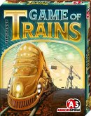 Abacus ABA08161 - Game of Trains, Kartenspiel