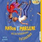 Anton und Marlene und die tatsächlichen Tatsachen / Anton und Marlene Bd.2 (MP3-Download)