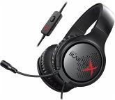 CREATIVE SB X H3 Gaming Headset für PC, PS4 und XBOX One