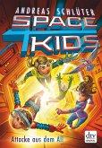 Attacke aus dem All / Spacekids Bd.2 (eBook, ePUB)