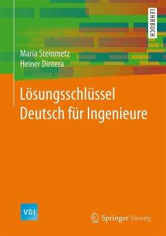 Lösungsschlüssel Deutsch für Ingenieure (eBook,...